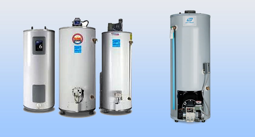 hot water banner - HOME